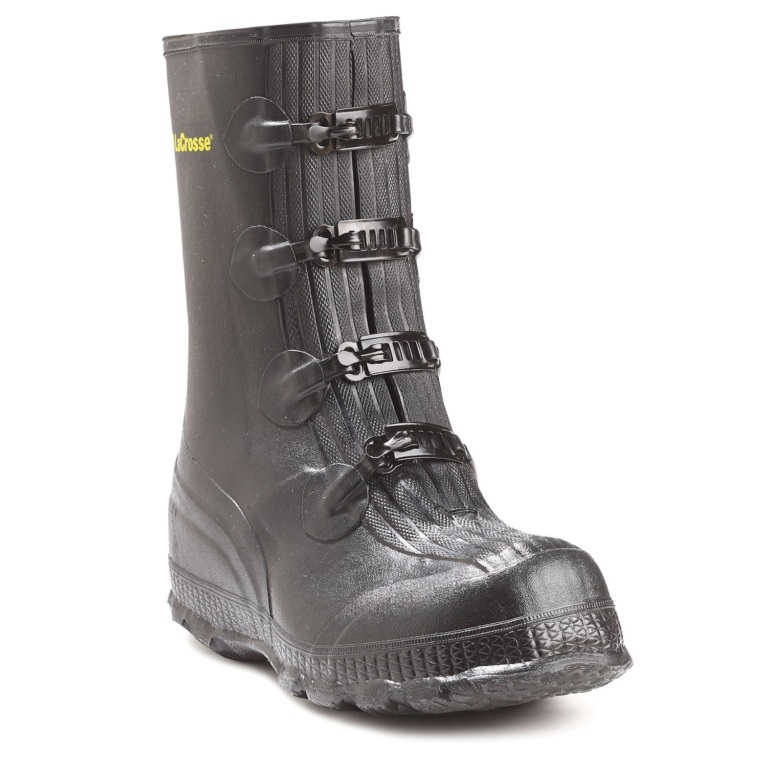 Four Buckle Rubber Boot 4bb