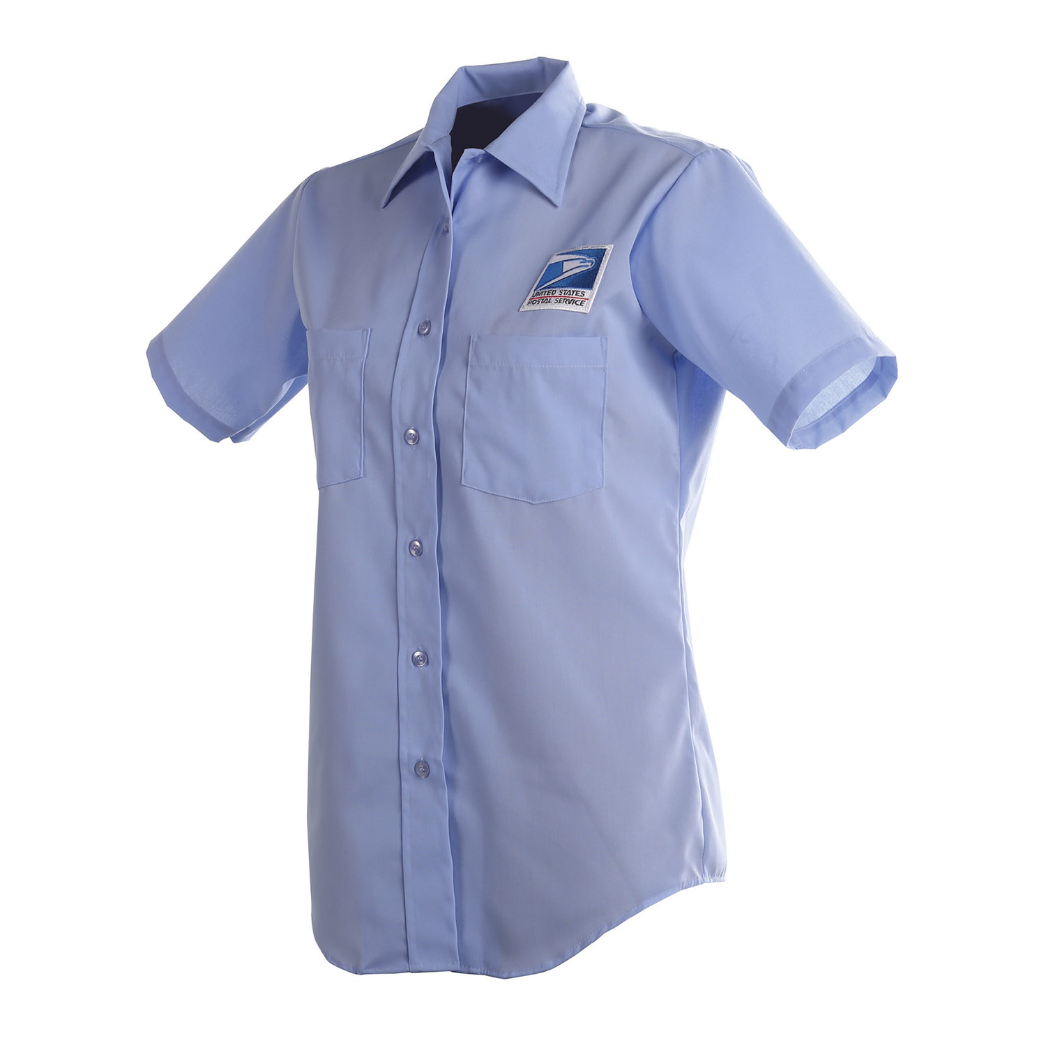 Postal Uniform Shirt Womens Short Sleeve For Letter Carriers