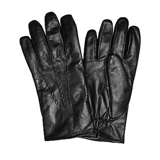 Cowhide Leather Glove for Letter Carriers and Motor Vehicle Service Operators (PX18)
