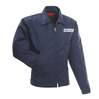 Postal Uniform Jacket for Mail Handlers and Maintenance Personnel (PX148)