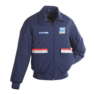 Women's Postal Uniform Bomber Jacket Style with Liner (PX820F)