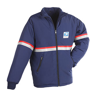 All Weather System Heavy Jacket/Liner for Women Letter Carriers and Motor Vehicle Service Operators (PX343F)