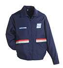 Postal Uniform Windbreaker for Men Letter Carriers and Motor