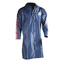 Women's Traditional Postal Full Length Raincoat for Letter C