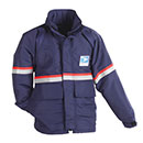 Waterproof Parka for Men Letter Carriers and Motor Vehicle S