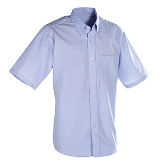 Mens Short Sleeve Shirt for Window Clerks (PX701)