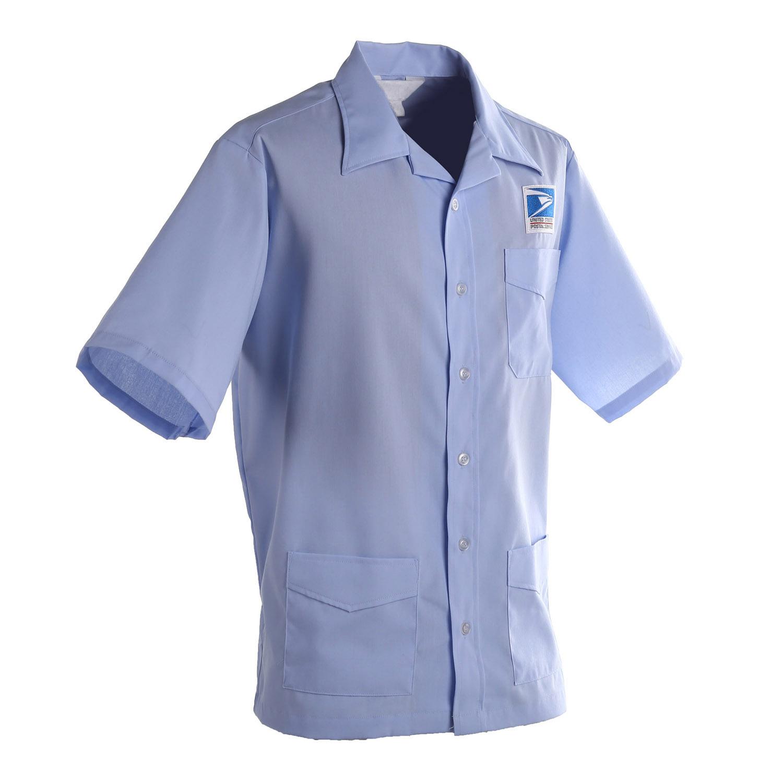 postal uniform shirt jac mens for letter carriers and mot With usps uniforms letter carrier near me