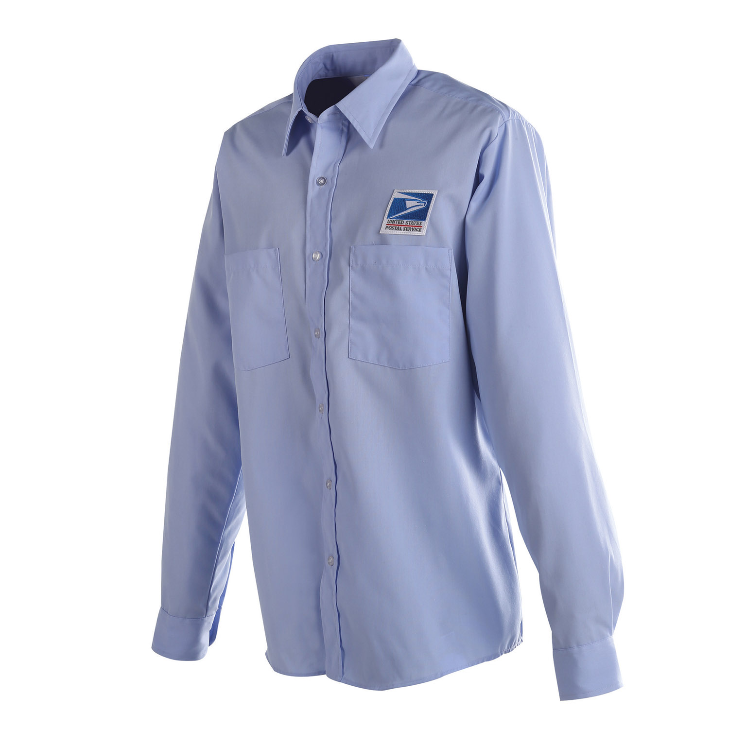 Postal Uniform Shirt Mens Long Sleeve For Letter Carriers