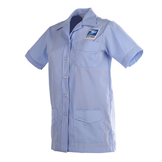 Postal Uniform Shirt Jac Womens for Letter Carriers and Motor Vehicle Service Operators (PX436)