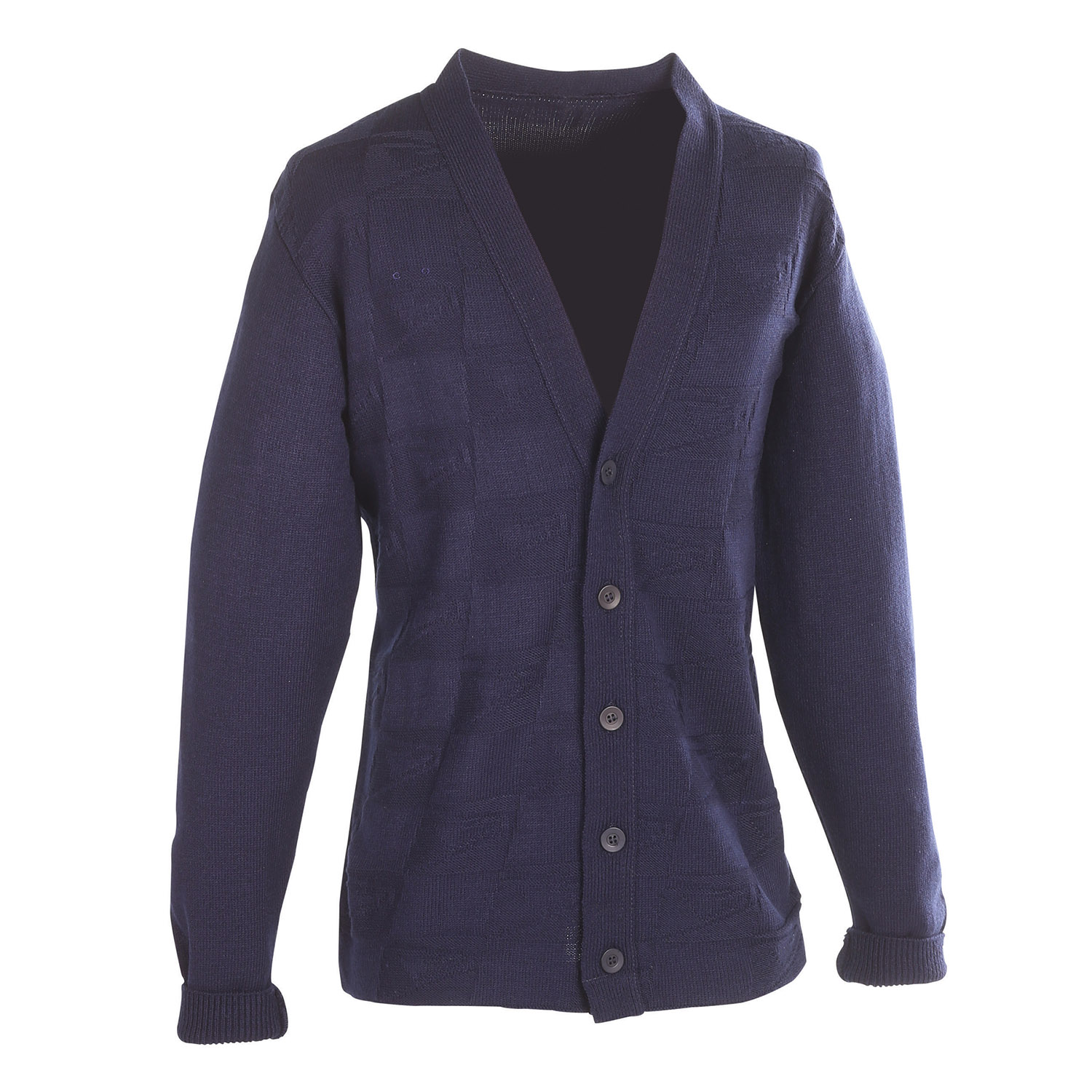 Postal Navy Cardigan Sweater for Window Clerks (CL300N)