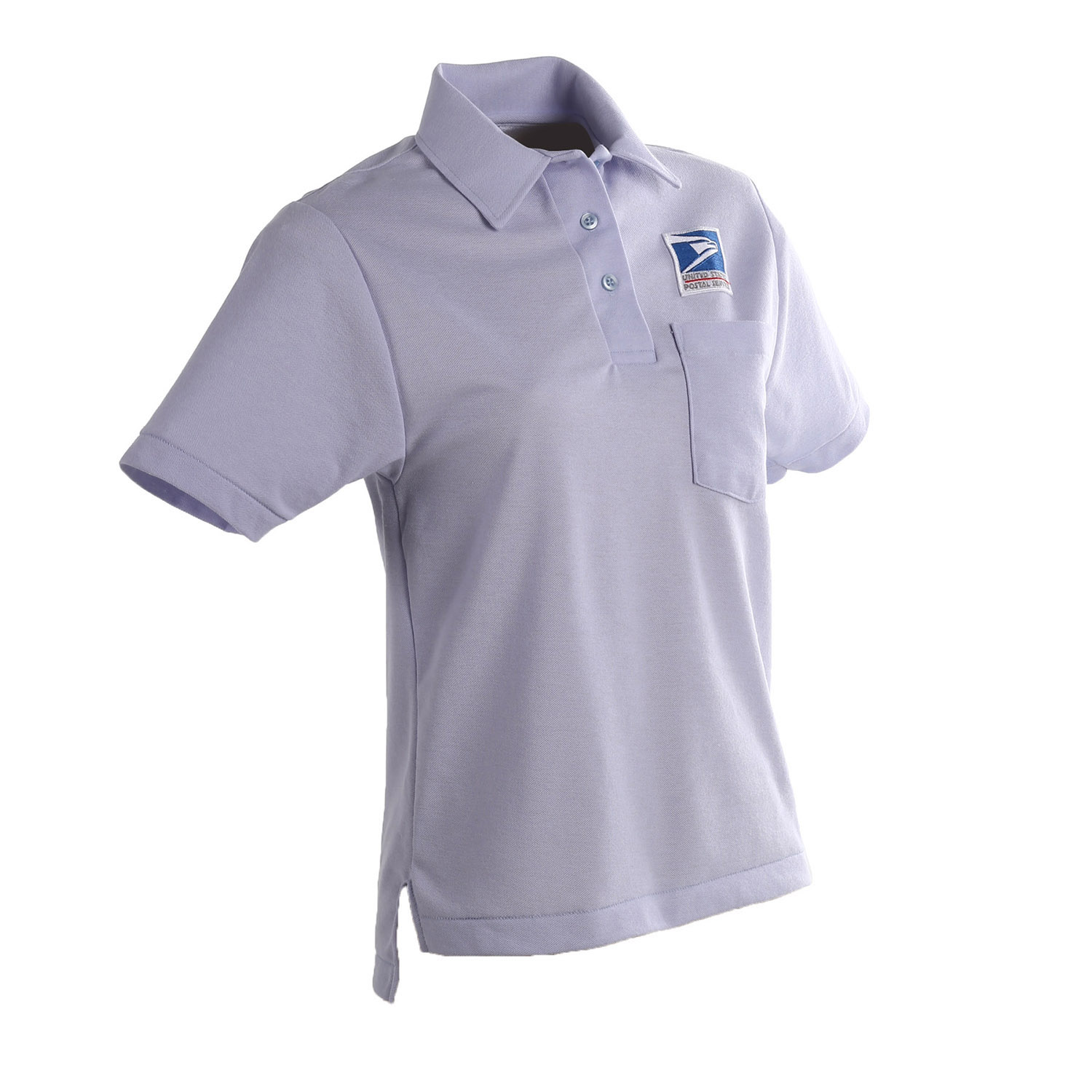 Womens Knit Polo Shirt For Letter Carriers And Motor Vehi