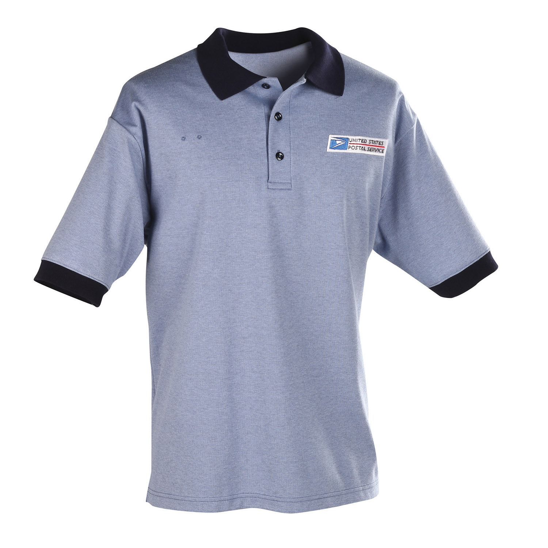 postal uniform shirt womens polo short sleeve for window
