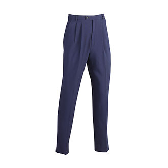 Women's Window Clerk Pants in Navy (PX955)
