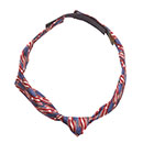 Ladies Knotted Loop Tie Stars and Stripes (TKLSS)